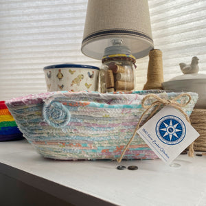 Medium Farmhouse Trug Basket #1563