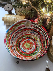 Whimsical Holiday - Create Your Own Baskets and Trivets