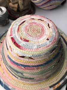 SALE - Medium Bonnet Basket #1358
