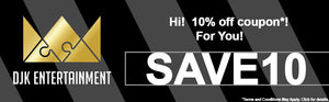 DJK Entertainment Canada | Save 10% on your first order! Coupon code SAVE10