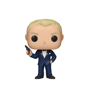 Movies : 007 - James Bond from Casino Royale #689 Funko POP! Vinyl Figure