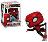 Marvel : Spider-Man Far From Home - Spider-Man Upgraded Suit #470 Funko POP! Vinyl Figure