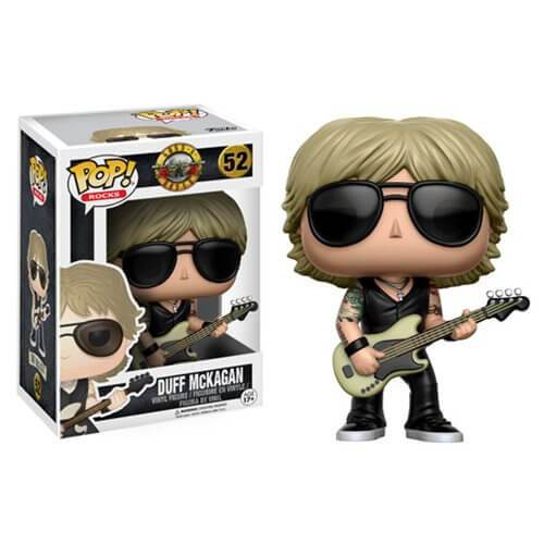 Rocks : Guns & Roses - Duff McKagan #52 Funko POP! Vinyl Figure