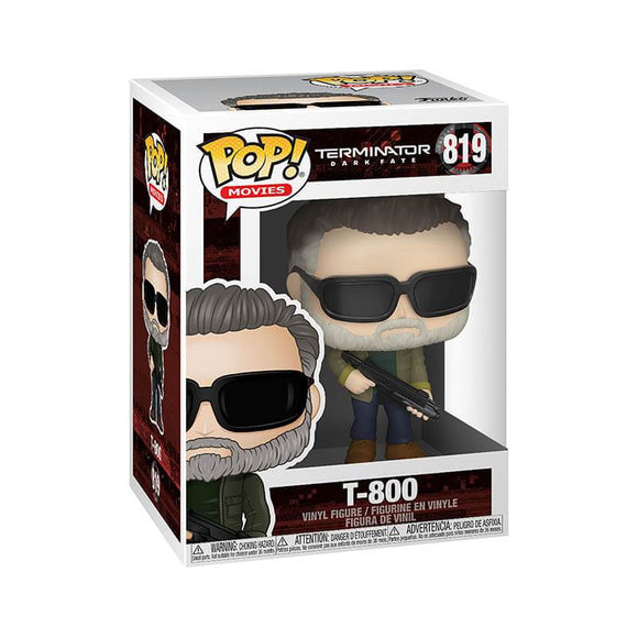 Movies : Terminator - T-800 #819 Funko POP! Vinyl Figure