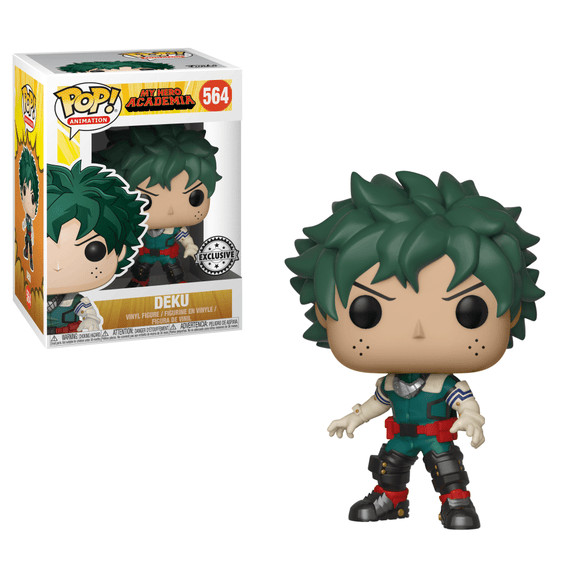 Animation : My Hero Academia - Deku #564 Exclusive Funko POP! Vinyl Figure