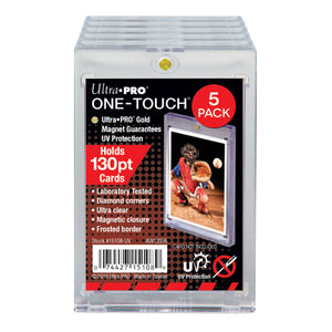 One-Touch Magnetic Holder 130PT (5 count)