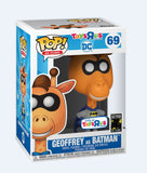 Ad Icons : ToysRus - Geoffrey as Batman #69 Exclusive Funko POP! Vinyl Figure