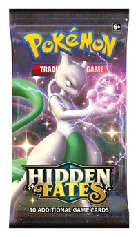 Pokemon : Hidden Fates - Booster Pack