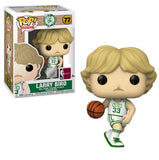 Basketball : Celtics - Larry Bird #77 Funko POP! Vinyl Figure