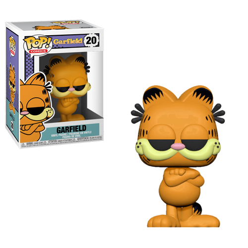 Comics : Garfield - Garfield #20 Funko POP! Vinyl Figure