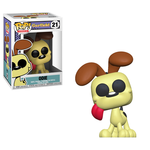 Comics : Garfield - Odie #21 Funko POP! Vinyl Figure