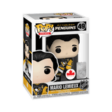Hockey : Penguins - Mario Lemieux #49 Canadian Exclusive Funko POP! Vinyl Figure