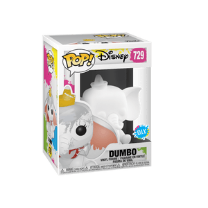 Disney : D.I.Y. - Dumbo #729 Funko POP! Vinyl Figure