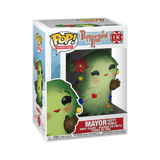 Christmas : Peppermint Lane -  Mayor Patty #03 Funko POP! Vinyl Figure