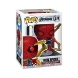 Marvel : Avengers Endgame - Iron Spider with Nano Gauntlet #574 Funko POP! Vinyl Figure