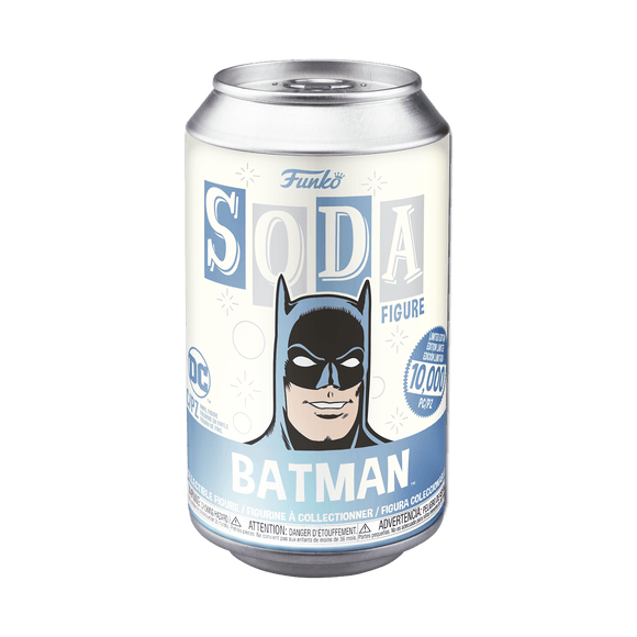 Funko Soda : DC - Batman Vinyl Figure