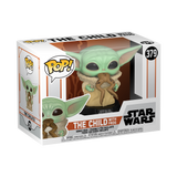 Star Wars : The Mandalorian - The Child with Frog #379 Funko POP! Vinyl Figure