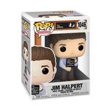 Television : The Office - Jim Halpert with Nonsense Sign #1046 Funko POP! Vinyl Figure