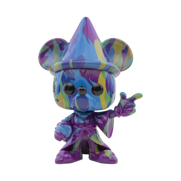 Art Series : Fantasia - Sorcerer Mickey #15 Funko POP! Vinyl Figure