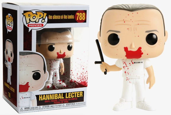 Movies : Silence of the Lambs - Bloody Hannibal #788 Funko POP! Vinyl Figure