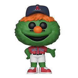 Baseball : MLB Mascots - Wally The Green Monster Funko POP! Vinyl Figure