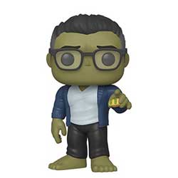 Marvel : Avengers Endgame - Hulk (with Tacos) #575 Funko POP! Vinyl Figure