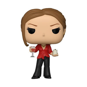 Television : The Office - Jan with Wine and Candle Funko POP! Vinyl Figure Preorder