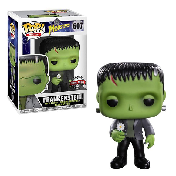Movies : Monsters - Frankenstein #607 Exclusive Funko POP! Vinyl Figure