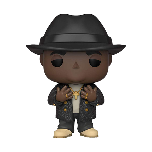 Rocks : Notorious B.I.G w/ Fedorar #152 Funko POP! Vinyl Figure