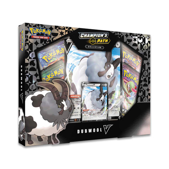 Pokemon : Dubwool V Box