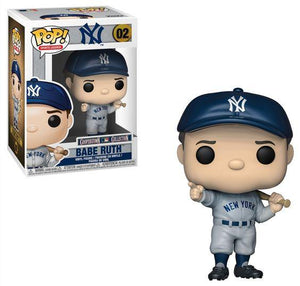 Sports Legends : Babe Ruth #02 Funko POP! Vinyl Figure
