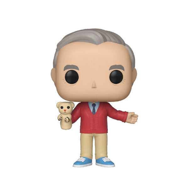 Movies : A Beautiful Day in the Neighborhood - Mister Rogers #634 Funko POP! Vinyl Figure