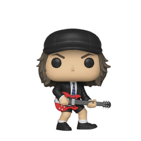 Rocks : ACDC - Angus Young #91 Funko POP! Vinyl Figure