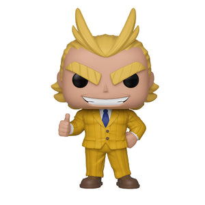Animation : My Hero Academia - All Might Teacher #604 Funko POP! Vinyl Figure