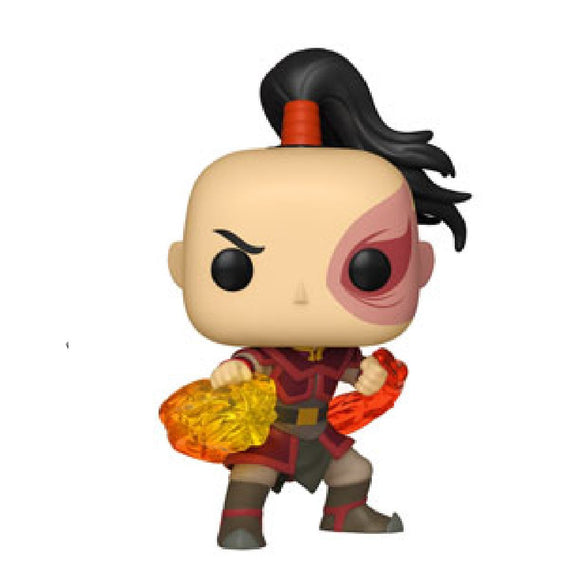 Animation : Avatar The Last Airbender - Zuko (Flame Punch) #538 Funko POP! Vinyl Figure