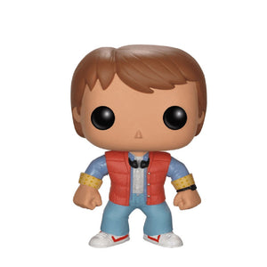 Movies : Back to the Future - Marty McFly #49 Funko POP! Vinyl Figure
