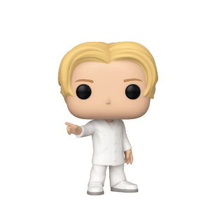 Rocks : Backstreet Boys - Nick Carter #138 Funko POP! Vinyl Figure