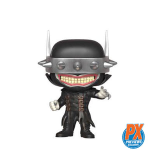 Heroes : DC Super Heroes - Batman Who Laughs #256 PX Exclusive Funko POP! Vinyl Figure