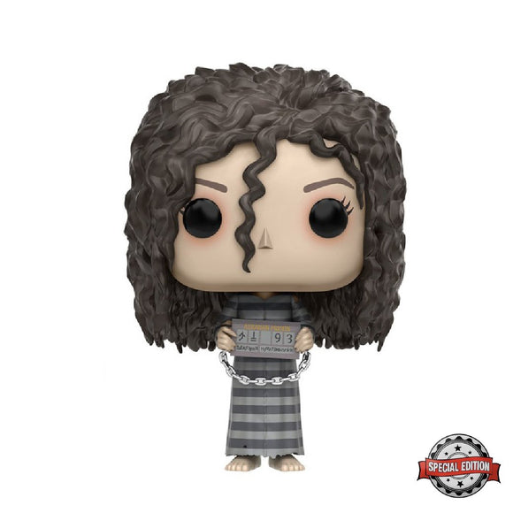 Harry Potter : Bellatrix Lestrange (Azkaban) #29 Exclusive Funko POP! Vinyl Figure