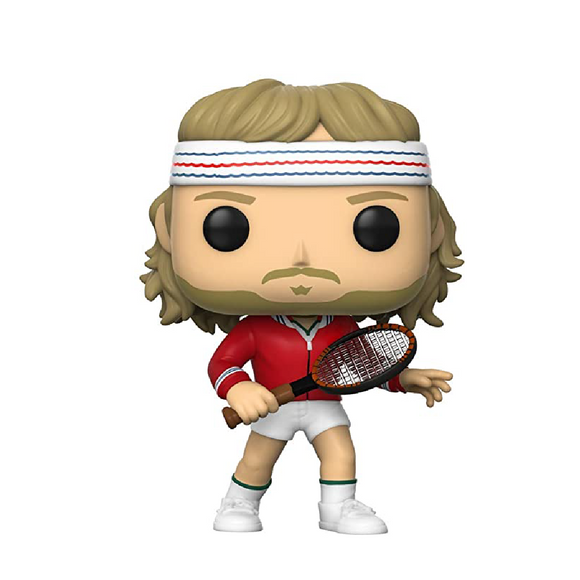 Tennis : Tennis Legends - Bjorn Borg #04 Funko POP! Vinyl Figure