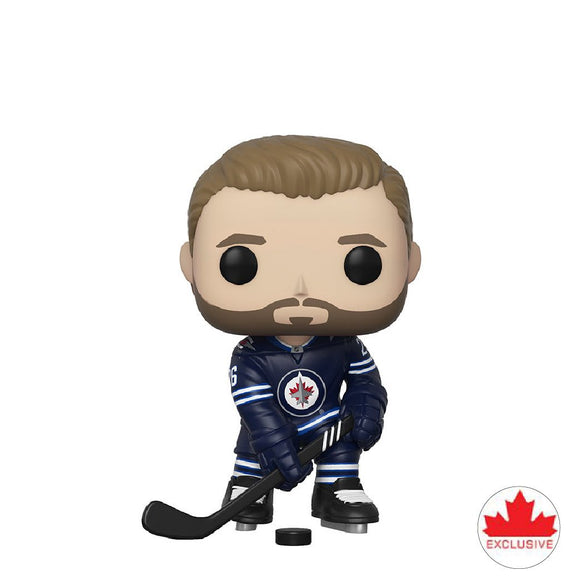 Hockey : Jets - Blake Wheeler #27 Exclusive Funko POP! Vinyl Figure