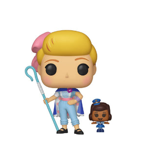 Disney : Toy Story 4 - Bo Peep with Officer Giggle McDimples #524 Funko POP! Vinyl Figure