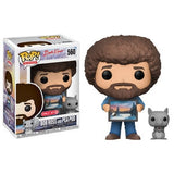 Television : The Joy of Painting - Bob Ross and Pea Pod #560 Exclusive Funko POP! Vinyl Figure