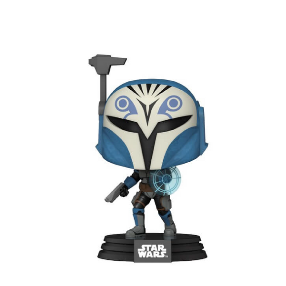 Star Wars : The Clone Wars - Bo-Katan Kryze #412 Funko POP! Vinyl Figure