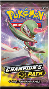 Pokemon : Champion's Path - Booster Pack