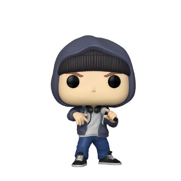 Movies :  8 Mile - B-Rabbit #1052 Funko POP! Vinyl Figure