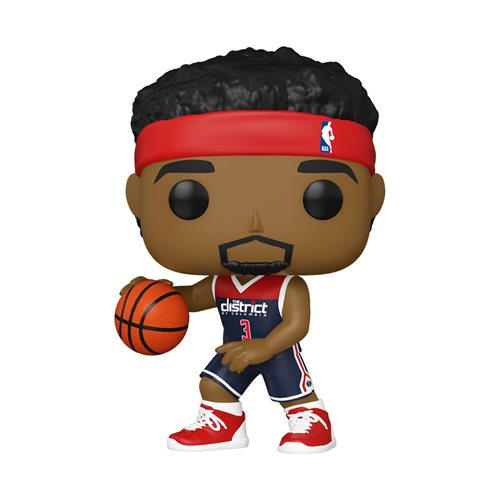 Basketball : Wizards - Bradley Beal (Alternate) #85 Funko POP! Vinyl Figure