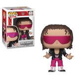 "WWE : Bret ""Hit Man"" Hart #68 Funko POP! Vinyl Figure"