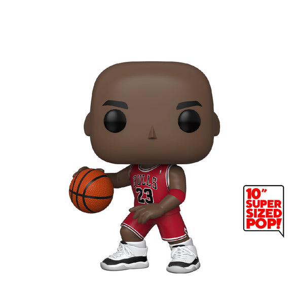 "Basketball : Bulls - Michael Jordan 10"" #75 Funko POP! Vinyl Figure"
