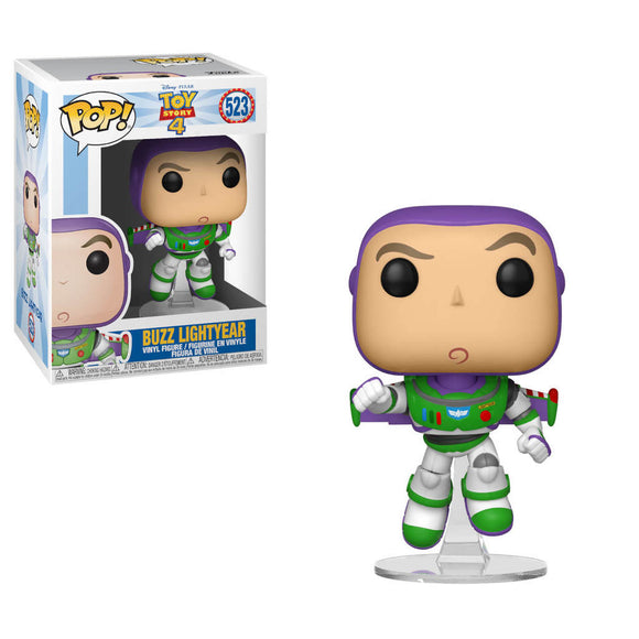 Disney : Toy Story 4 - Buzz Lightyear #523 Funko POP! Vinyl Figure